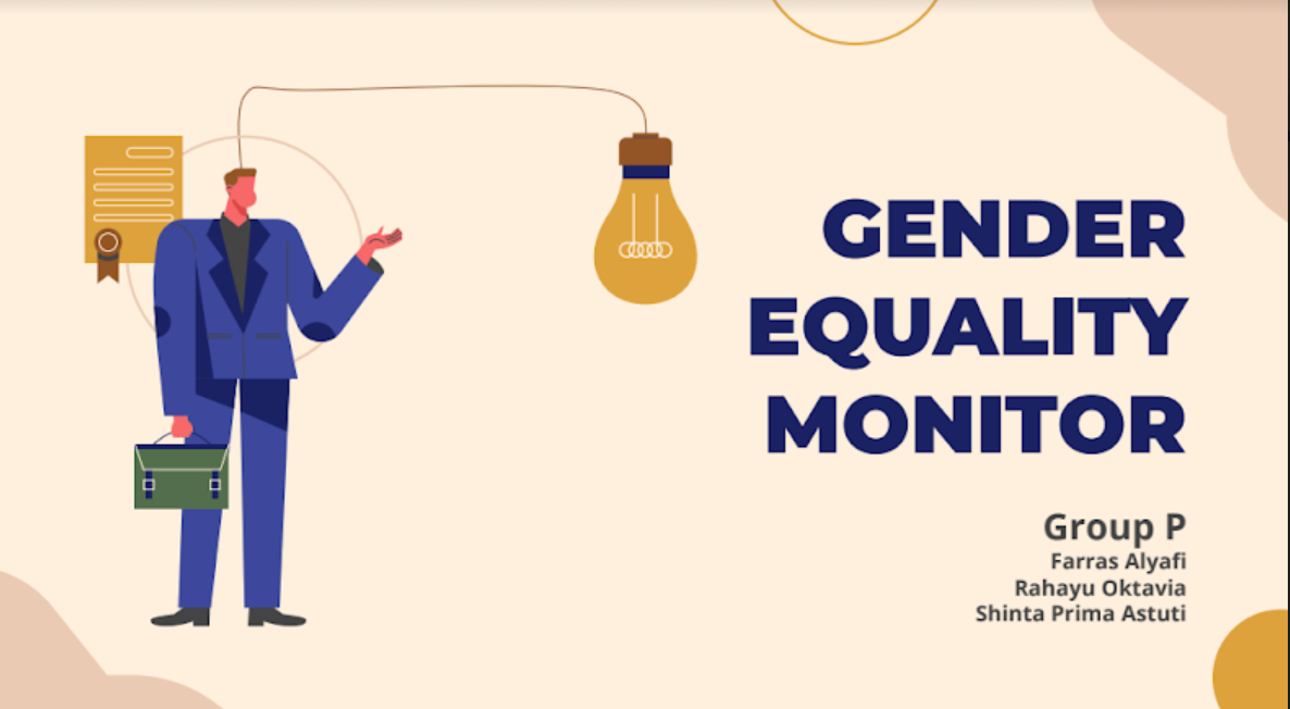 Gender Equality Monitoring