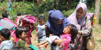 Implan untuk Korban Gempa dan Mitigasi Bencana Lewat Teaterikal